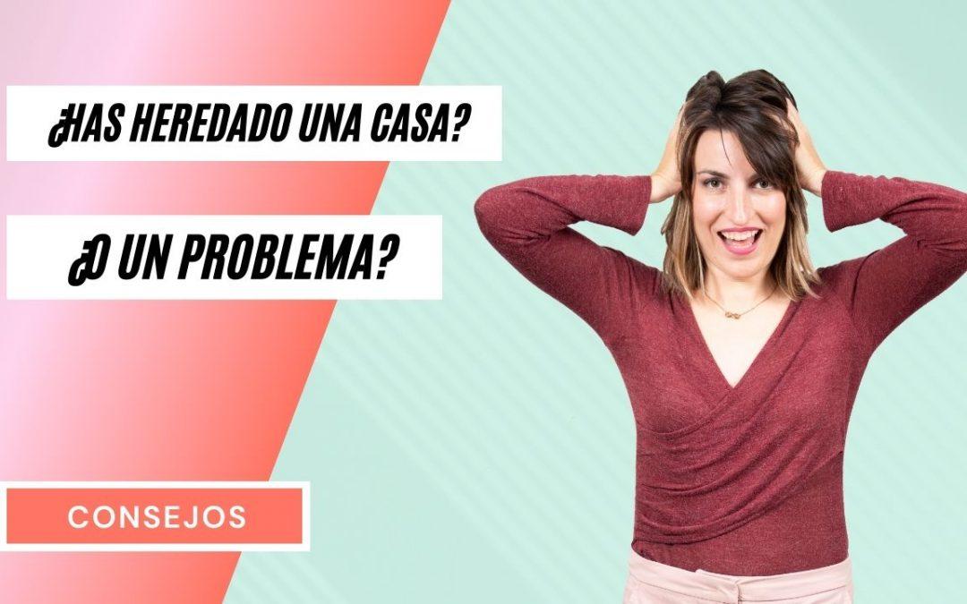 """¿Has heredado una casa o un """"problema""""? 😵"""